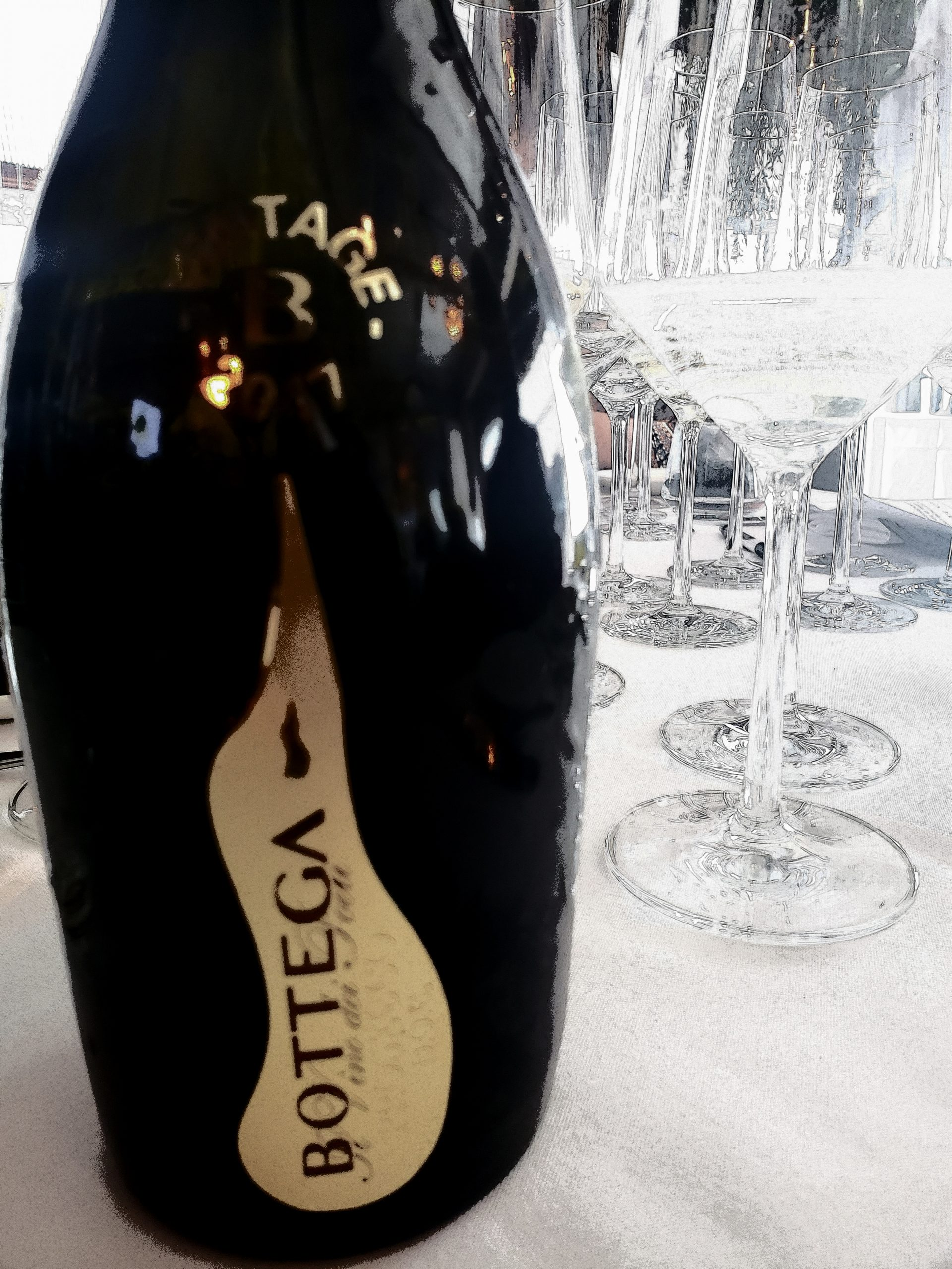 Tasting with Bottega SpA in NYC