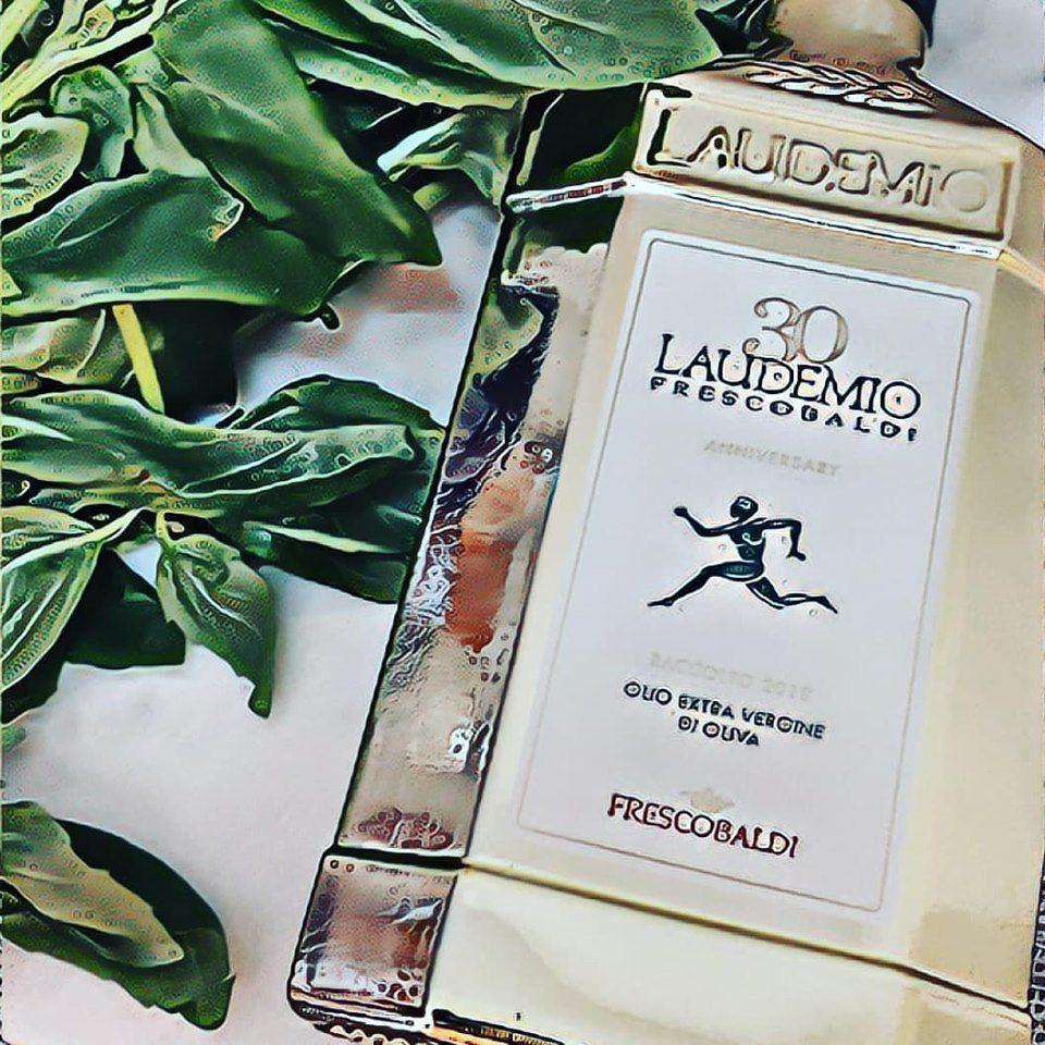 Frescobaldi Laudemio Olive Oil