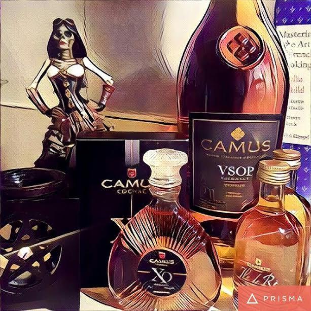 CAMUS Cognac: Don't Call It A Comeback