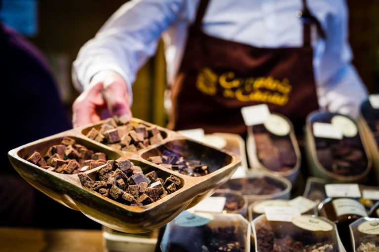 Salon du Chocolat Is Coming To New York City