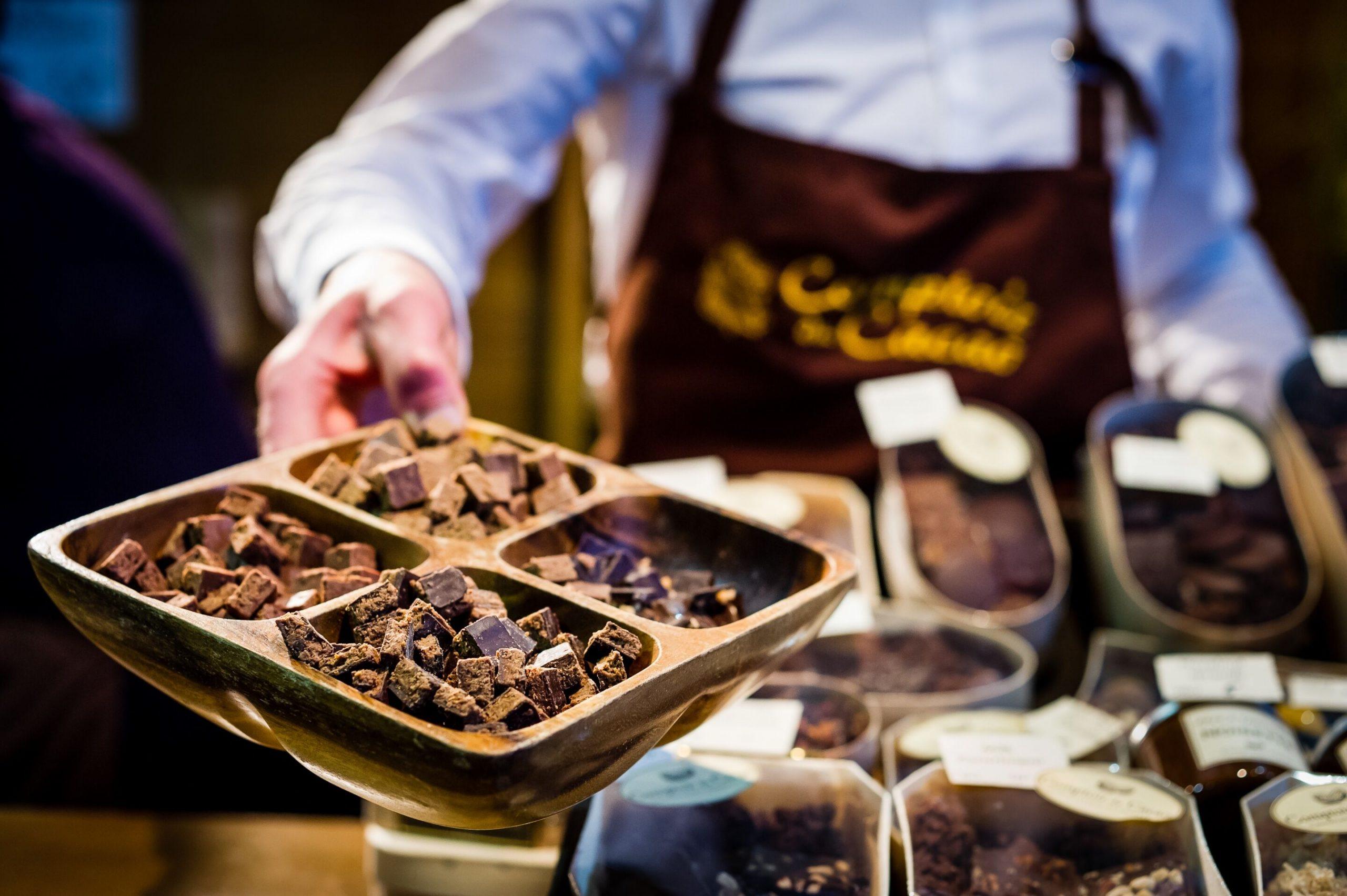 Salon du Chocolat Is Coming To New York City