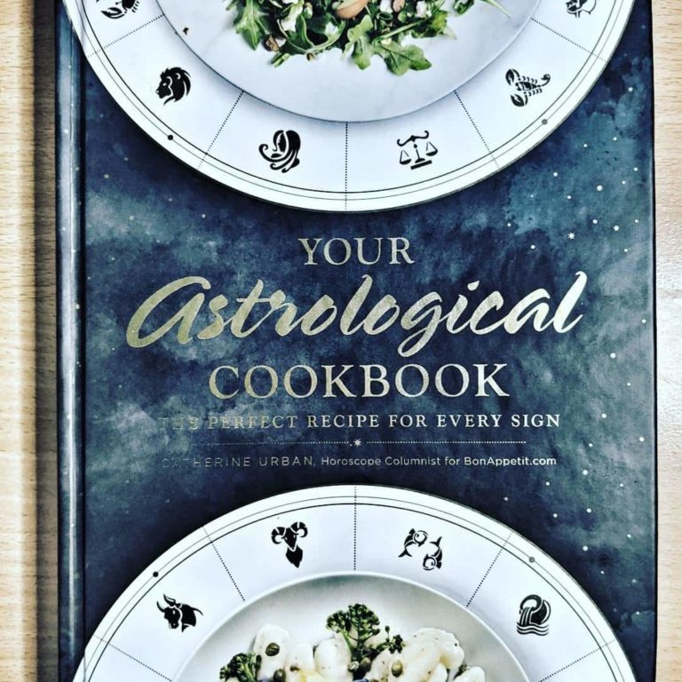 Bruja On Books: Your Astrological Cookbook: The Perfect Recipe For Every Sign