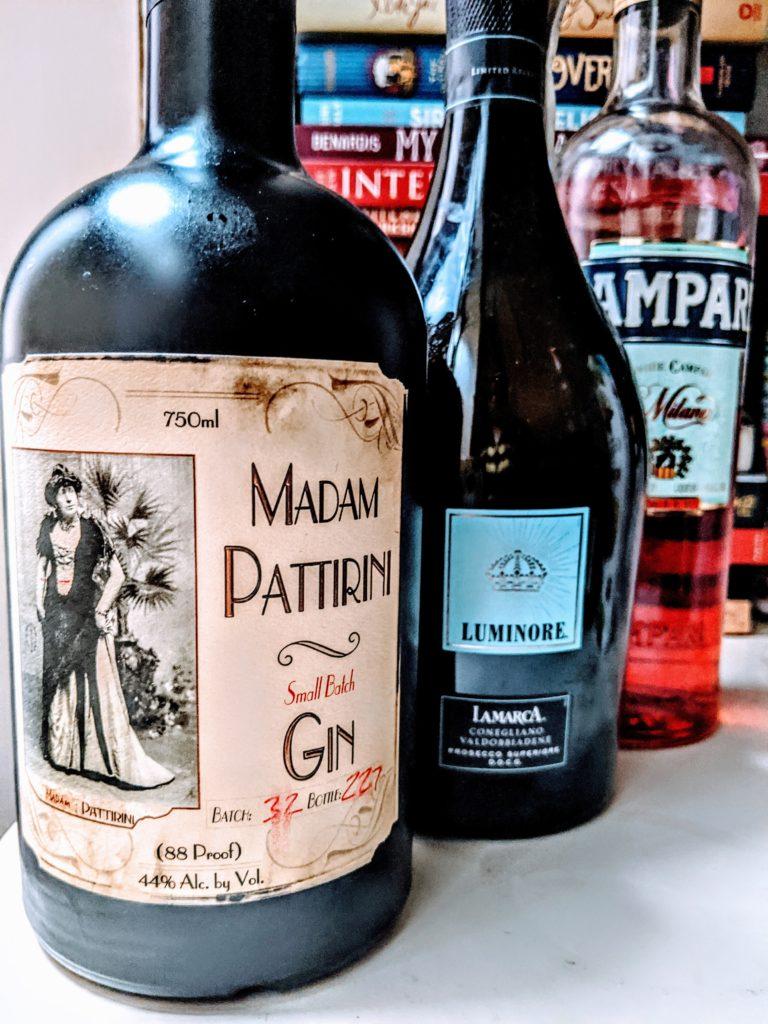 Netflix & Sip with Madam Pattirini Gin