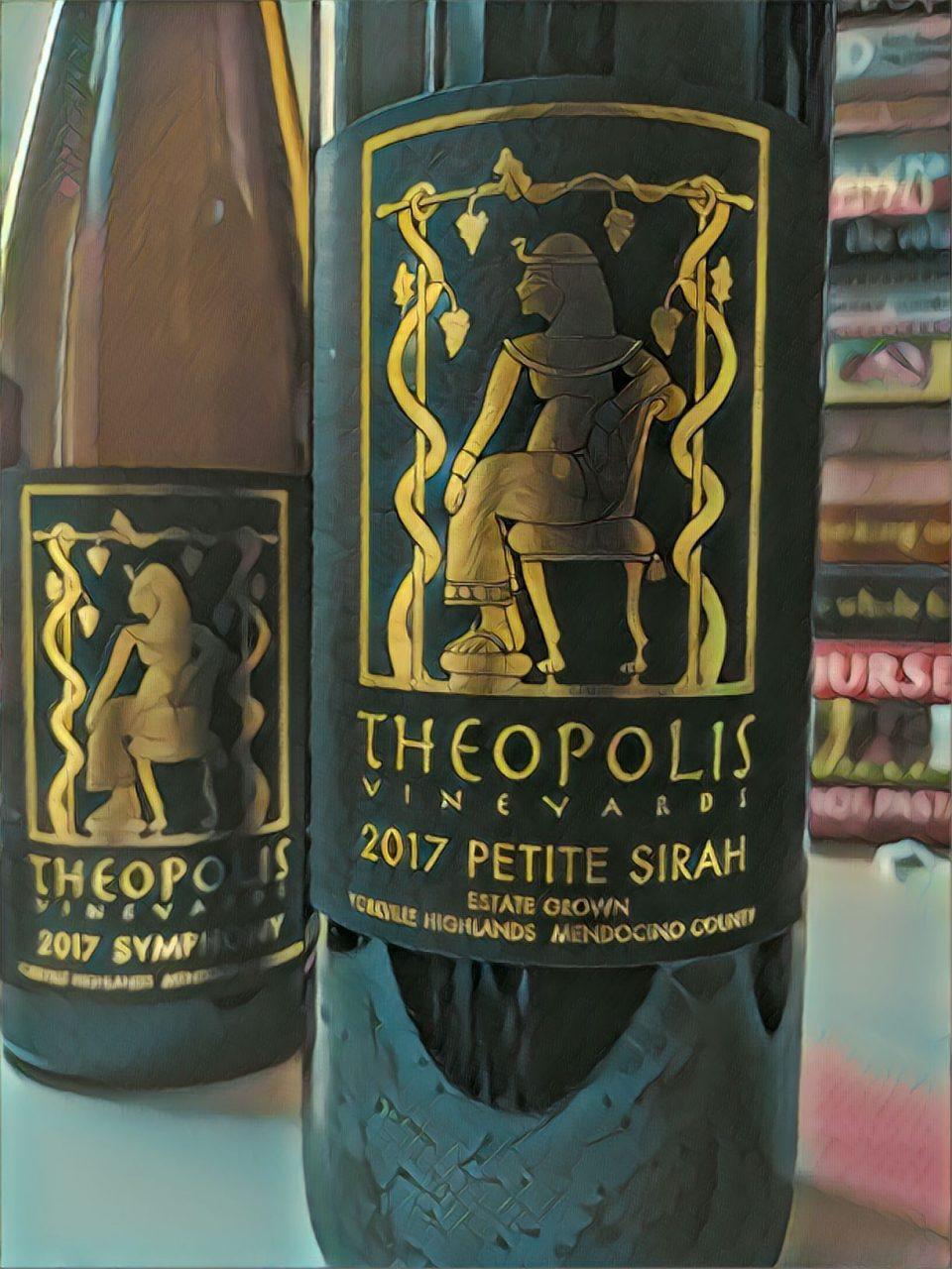 Theopolis Vineyards: A Magickal Boutique Vineyard in Yorkville Highlands
