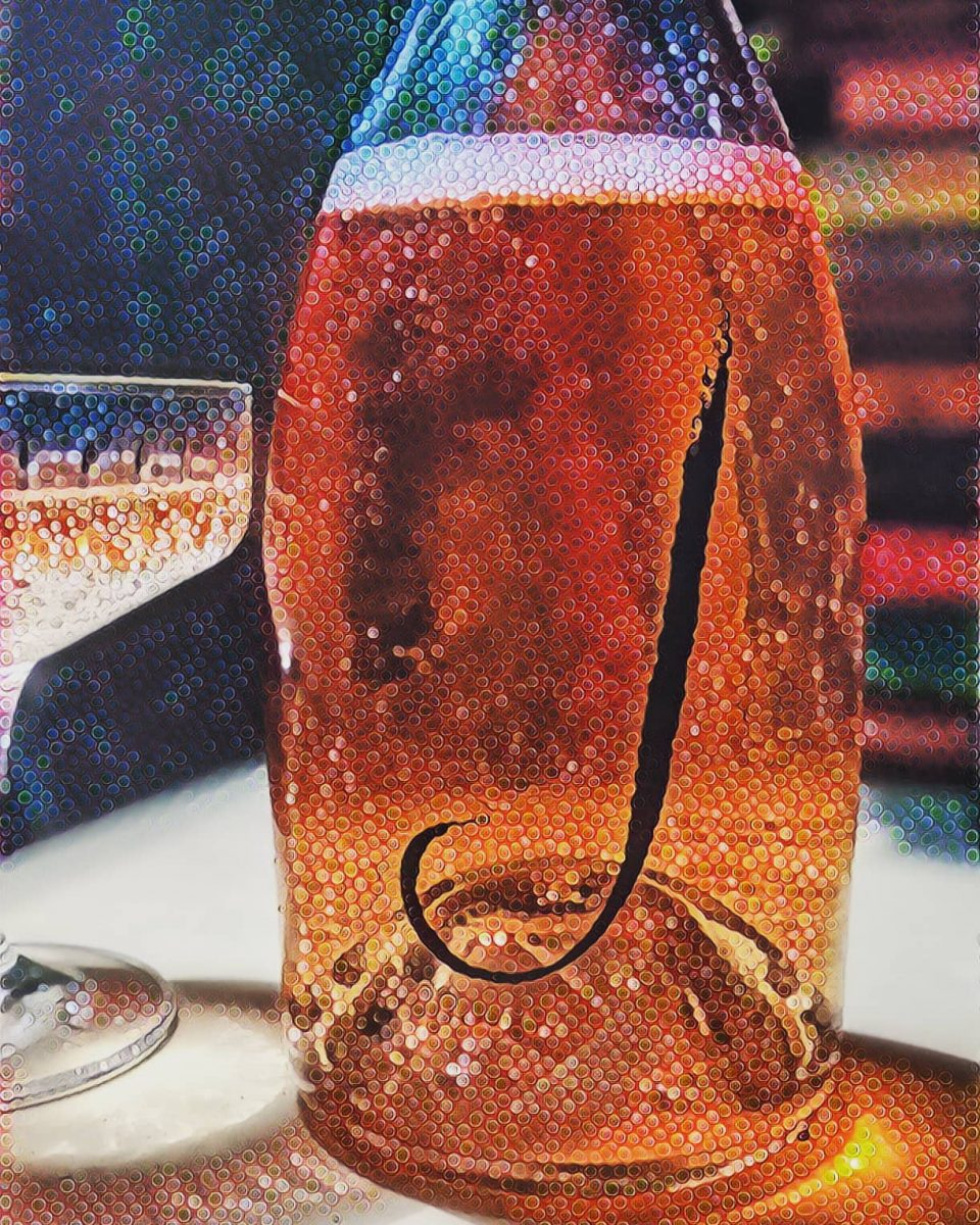 Food, Wine, & Crime Reviews: J Vineyards Rosé